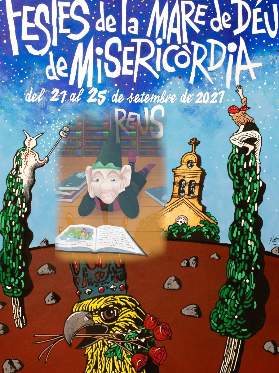 Imatge de l'agenda Contes A cau d'orella. Contes de Festa Major