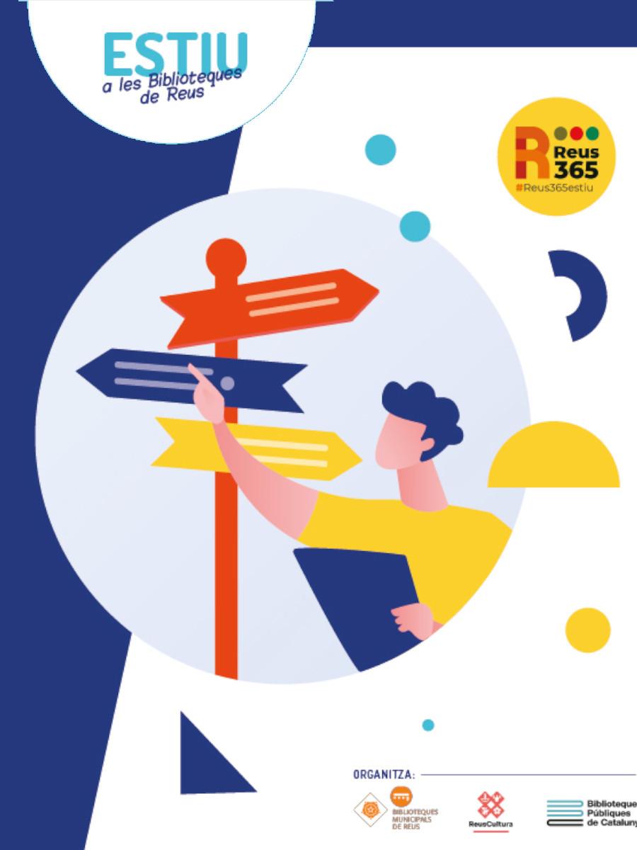 Imatge de l'agenda Cloenda del Joc de lectura de l'estiu