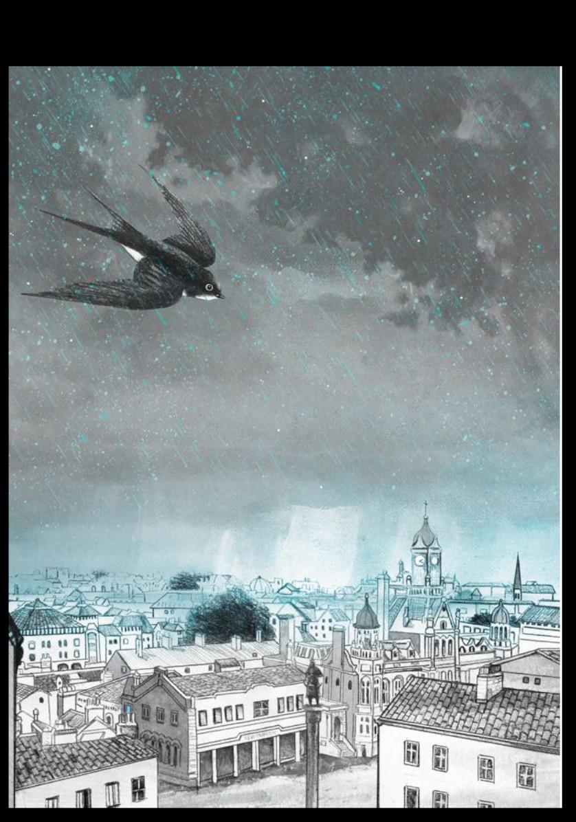 Imatge de l'agenda Exposició d'il·lustracions d'Albert Asensio: El príncep feliç i altres contes